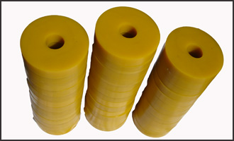 Polyurethane Closed-end Springs