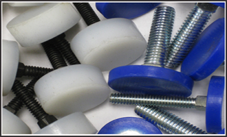 Urethane Coated Bolt