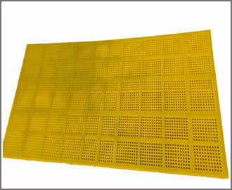 Polyurethane Modular Screen Panels